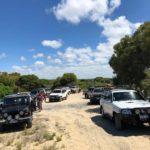 Wilbinga Beach/Dunes - Visitors Trip 2018